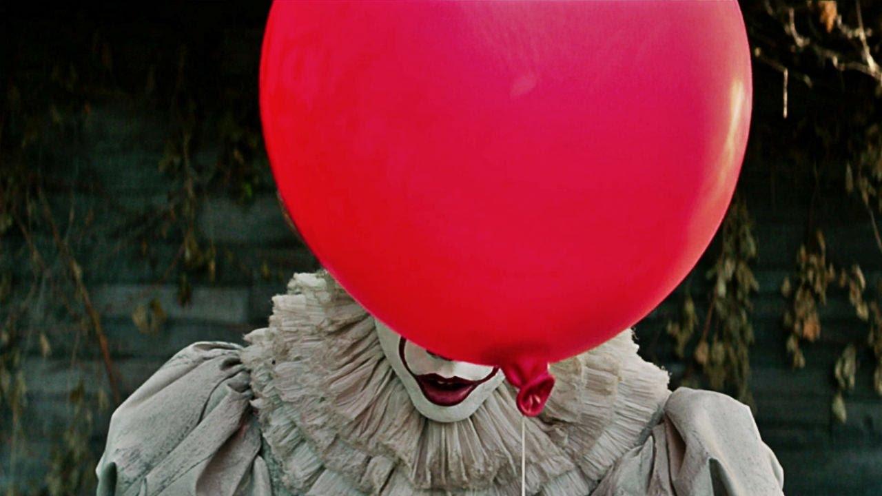 Wallpaper It Clown Bill Skarsgard Horror 2017 Hd: Stephen King's 'IT' Official Teaser Trailer (2017)