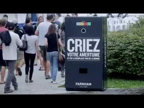 Farnham Ale & Lager - Criez votre amertume