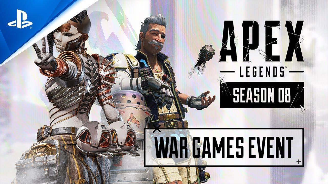 『エーペックスレジェンズ』ウォーゲームイベント トレーラー
