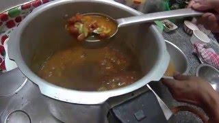 IHL352. Раджма карри (Rajma Curry), индийское блюдо из красной фасоли. Готовим дома.