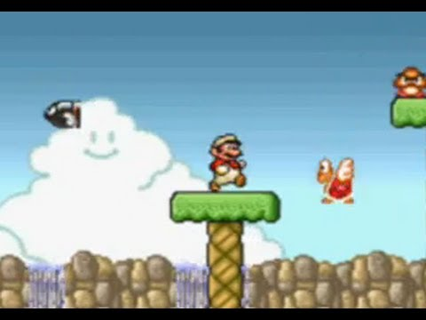 Old fashioned super mario bros 97