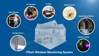 The VTech Wireless Monitoring System: An Affordable Smart Home Solution