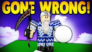 MY DAD BECOMES STRONGEST PLAYER *GONE WRONG* | Super Power Training Simulator (ROBLOX)