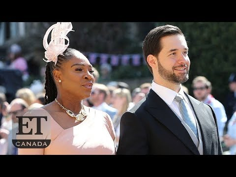Fergie Serena Williams Suits Cast And More Arrive Royal