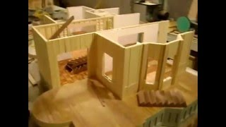 Custom Built Dollhouse