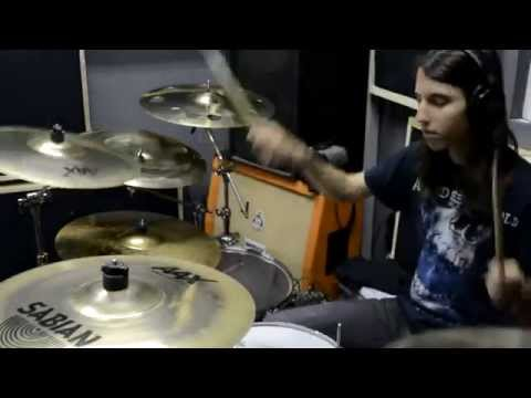 Black Stone Cherry - White Trash Millionaire - Drum Cover By Yasen Ivanov