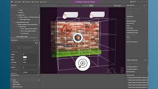 AR bir oyun yapmak için Nasıl ZapWorks Rehberler - - Bölüm 4: subsymbols (puanları ve zamanlayıcı)