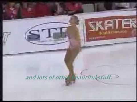 Artistic roller skating/ Roller figure skating for the Olympics!