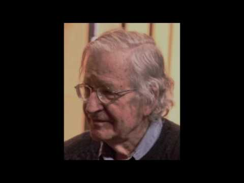 Noam Chomsky on Anti-Americanism