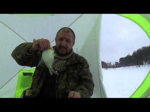 """Зимняя рыбалка с двумя ночами  на Можайке. """"Синдром можайской фанеры"""""""