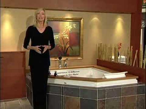 Jacuzzi© argentina: bañeras con hidromasaje jacuzzi línea fuzion ...