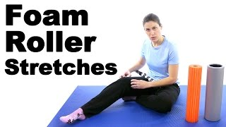Foam Roller Stretches with Freory's 3-in-1 Foam Roller - Ask Doctor Jo thumbnail