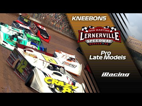 Pro Late Model - Lernerville - iRacing Dirt