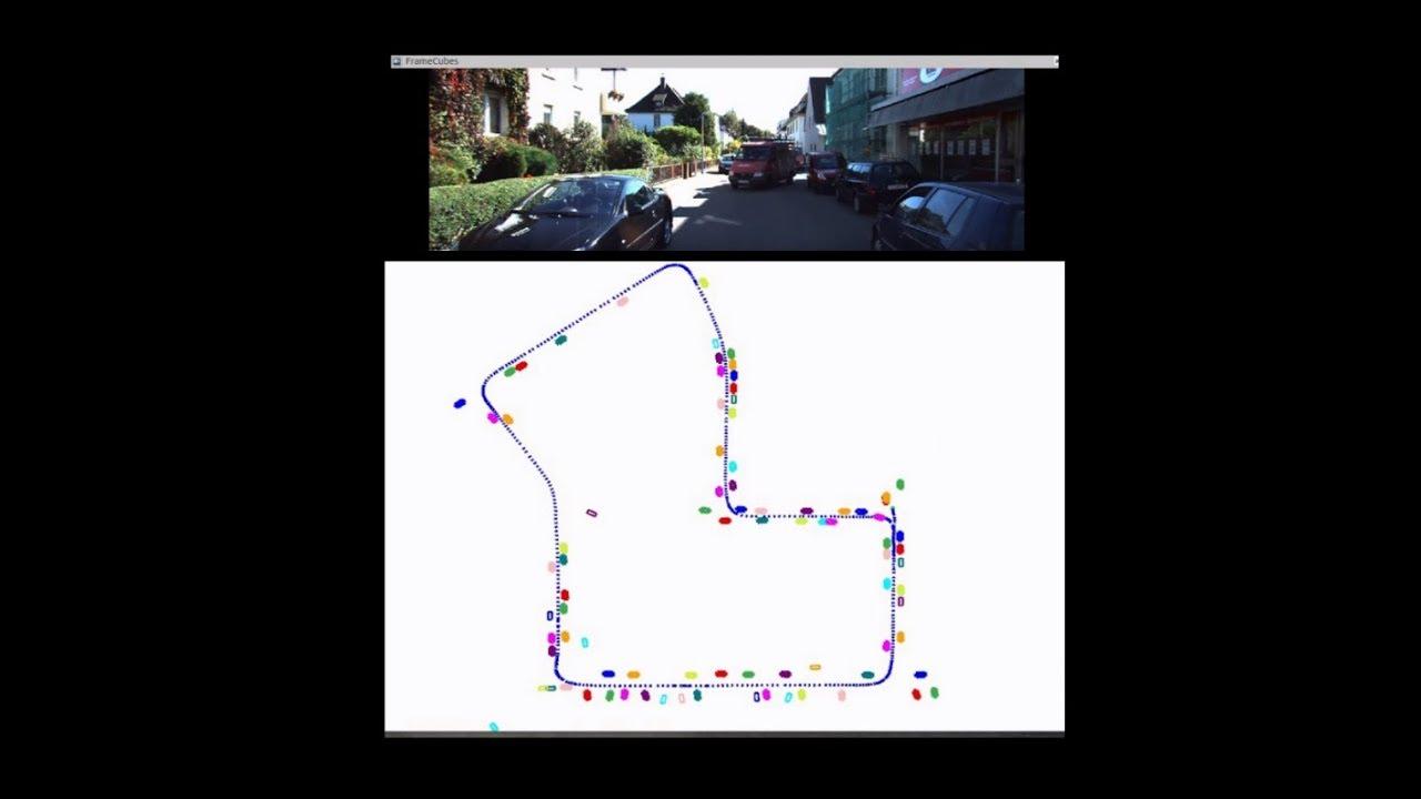 CubeSLAM: Monocular 3D Object SLAM