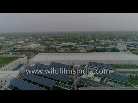 NH8 Delhi-Jaipur highway, industrial factory belt: New India conserves energy