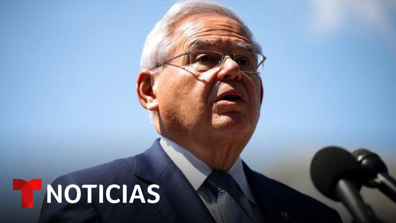 Download Bob Menéndez reacciona al freno de una reforma migratoria   Noticias Telemundo
