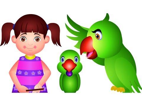 Chitti Chilakamma  | Telugu Rhymes For Children | Kids Songs & Baby Rhymes