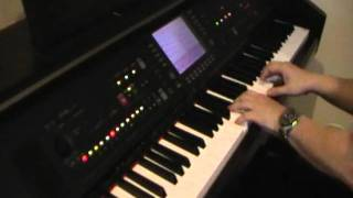 Mencintaimu -  Kris Dayanti (Yamaha Piano Clavinova Cover)
