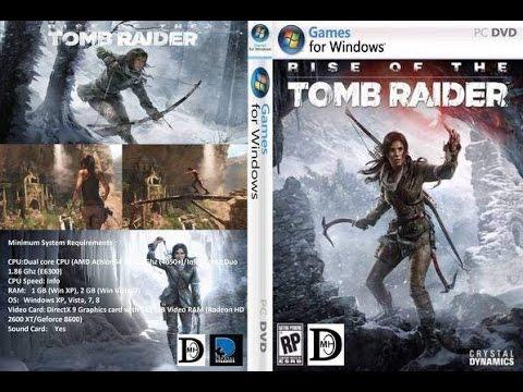 rise of the tomb raider descargar para pc