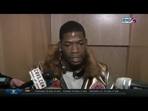 DeAndre Liggins on what Cleveland Cavaliers head coach Tyronn Lue has asked of him