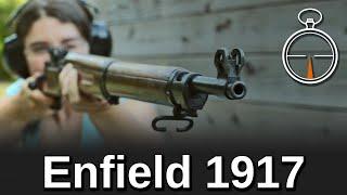 """Minute of Mae: U.S. """"Enfield"""" 1917"""
