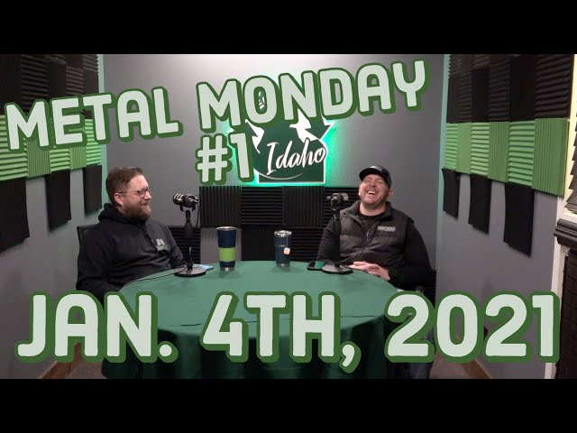 Metal Monday #1 with Nick and Brett, 2021