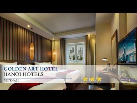 Golden Art Hotel - Hanoi Hotels, Vietnam