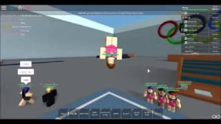 Competition for Extreme Gymnastics | ROBLOX|