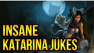 League Of Legends - Epic Katarina Juke