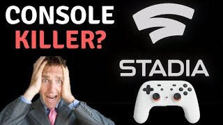 Google Stadia To End Consoles? 4K 60 FPS On Any Device? Gamers Aren't Buying It