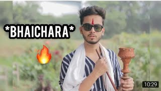 ELVISH YADAV NEW VIDEO BHAICHAARA || ELVISH YADAV ||