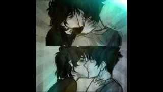 [Percy x Nico] This Kiss