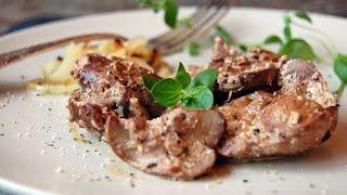 Куриный Джыз Быз По бакинскому рецепту