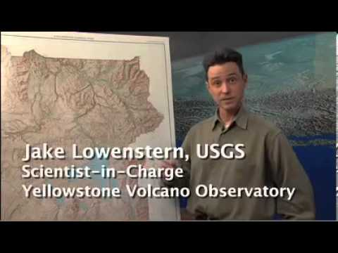 Yellowstone Super Volcano Explained