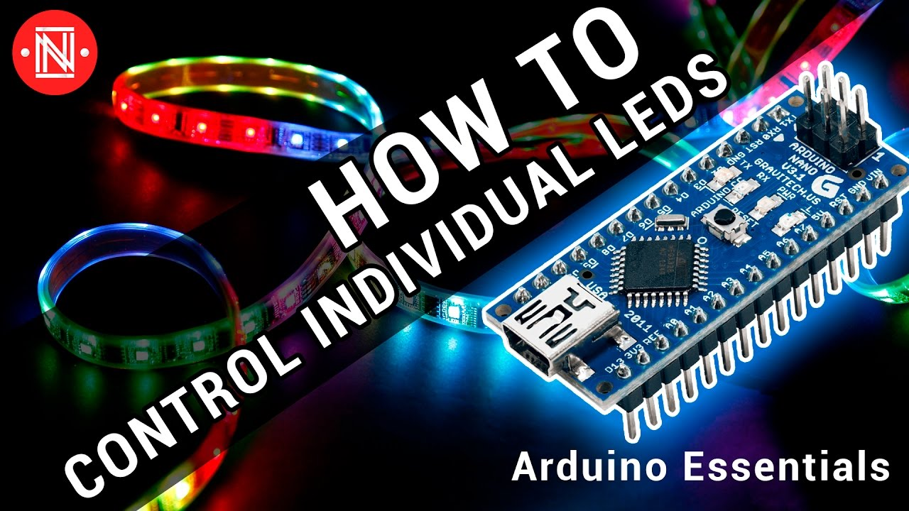 control rgb leds with arduino arduino essentials 1 [ 1280 x 720 Pixel ]