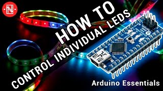 Control RGB LEDs with Arduino || Arduino Essentials #1