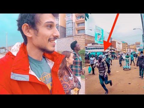 Kenya'da Bir Evde Uyanmak - Tehlikeli Sokaklar, Su Sorunu, Kenya Parası ve Afrika'da YAŞAM