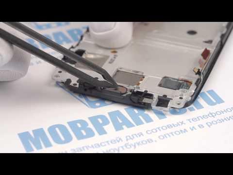 HTC ONE S как разобрать, ремонт и сборка ONE S