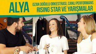 GTALK 02 - ALYA, RISING STAR, FUTBOL VE FAZLASI