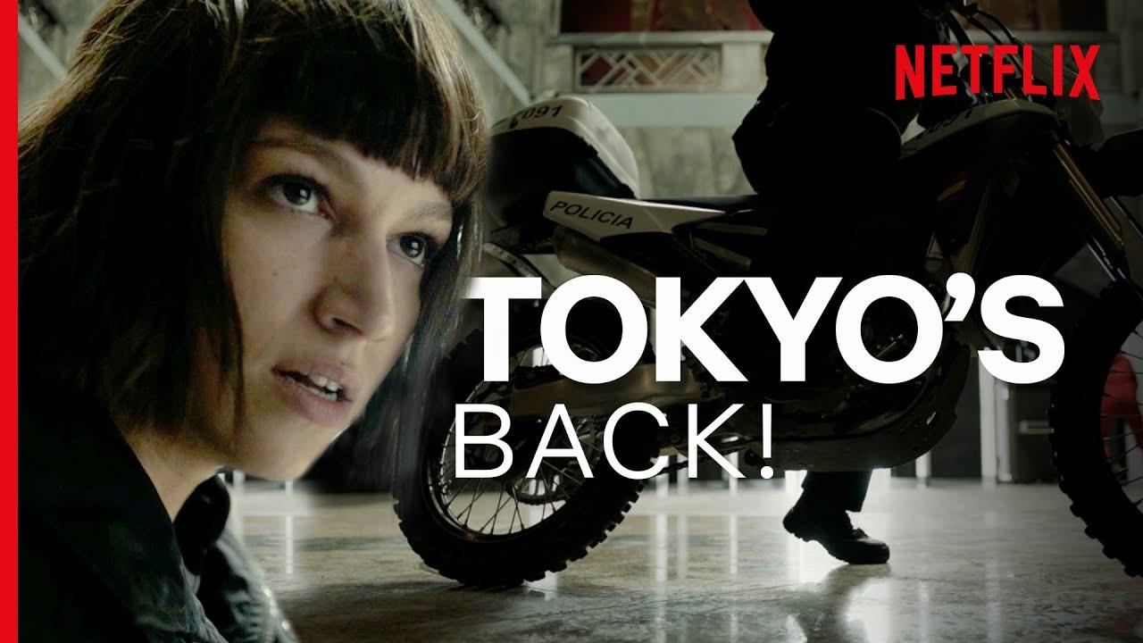 Download Tokyo's BACK! | La Casa De Papel/Money Heist S2 (Full Scene, Eng Subs)