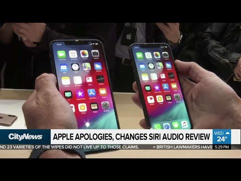 Chris Proctor - Apple Has Been Listening To Our Conversations With Siri