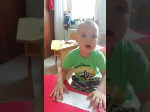 Мальчик 2,5 года. Диагноз : неговорящий ЗПР (задержка психического развития)