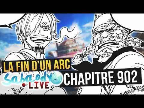LA FIN DE WHOLE CAKE ISLAND !! - Review One Piece 902 | SABAODY LIVE