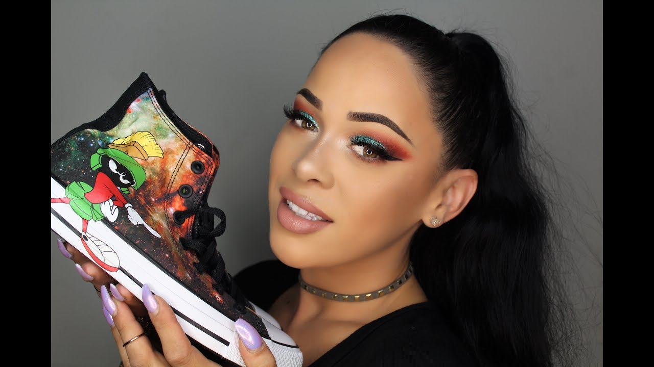 Looney tunes converse UNBOXING - YouTube 6ad78888d