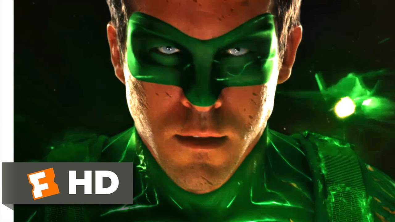 It is a picture of Nerdy Pictures of Green Lantern