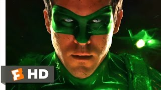 Green Lantern - The Faster You Burn Scene (10/10) | Movieclips