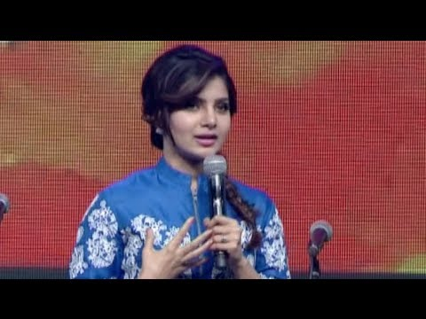 samantha-cute-speech-@-manam-sangeetam-event---anr,-nagarjuna
