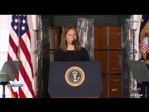 Senate Confirms Amy Coney Barrett | The View