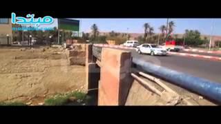 فيديو| 7 أيام وينتهى كابوس تلوث مياه النيل فى أسوان