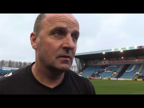 Paul Cook post-Carlisle United